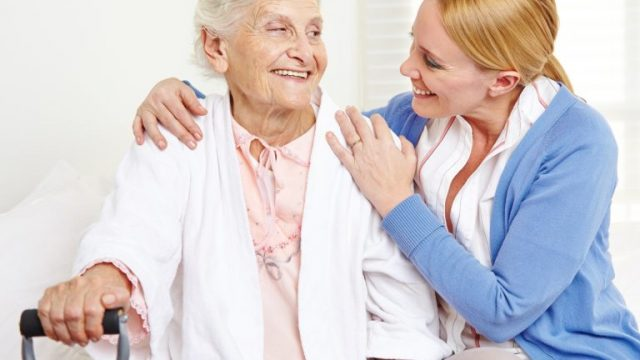 Can Private Caregivers Help Seniors Living in Communities or Other Facilities?
